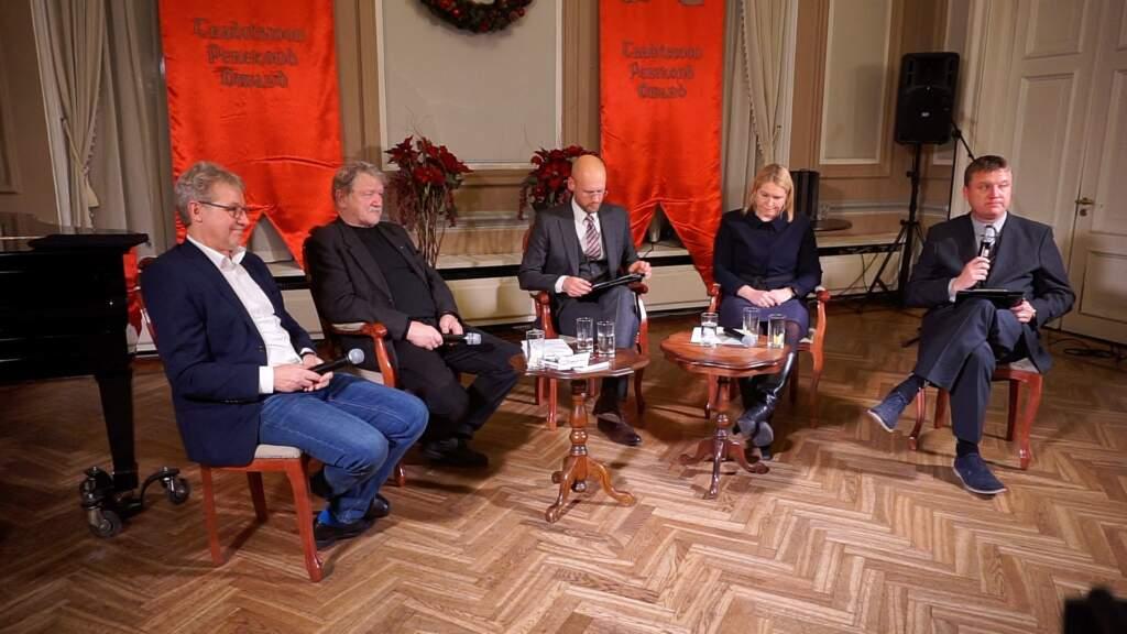 Konservatiivne konverents 2019 - 2. paneel
